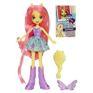 """My Little Pony - Equestria Girls - 8"""" Fashion Doll - Fluttershy - A4099"""