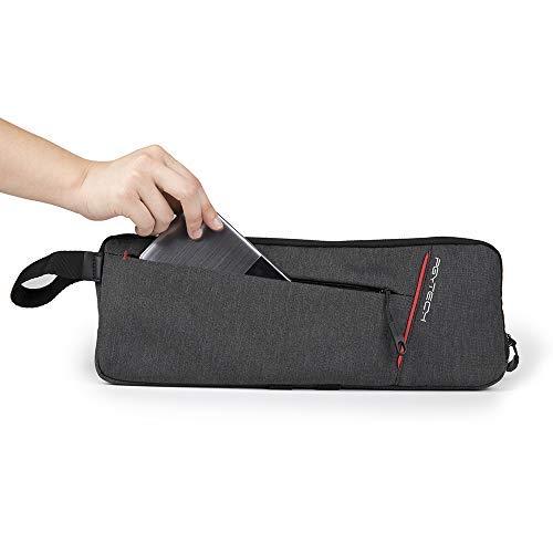 Tineer gimbal portatile trasporta la borsa gimbal impermeabile dello stabilizzatore di smartphone compatibile con dji osmo mobile 1/2 / zhiyun smooth 4 mobile gimbal accessorio