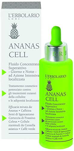 L'Erbolario Ananas Cell superaktives konzentriertes Fluid, 1er Pack (1 x 100 ml)