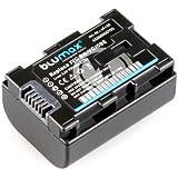 Batterie LI-ION pour caméscope JVC Everio comme BN de vg108e
