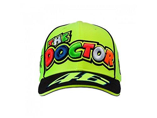 Valentino Rossi VR46 Moto GP The Doctor Amarillo Gorra