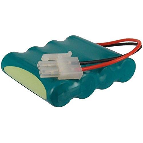 subtel Batteria Premium Compatibile con Omron HEM-907 HEM-907-PBAT HEM-907XL (2000mAh) 48H907N,48H907N-AU, 48H907NE, MGH00124 Batteria di Ricambio, accu Sostituzione, sostituto