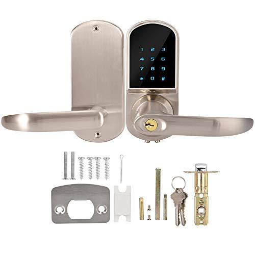 Elektronisches Smart-Lock, Digitale Tastatur-APP-Steuerung Bluetooth Türschloss, Haussicherungssysteme für Home Hotel Apartment