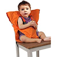 Desmontable y Ajustable Asiento Portatil Trona de Viaje para Bebé