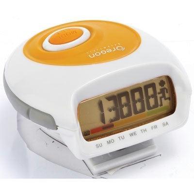 Podómetro con contador de calorías