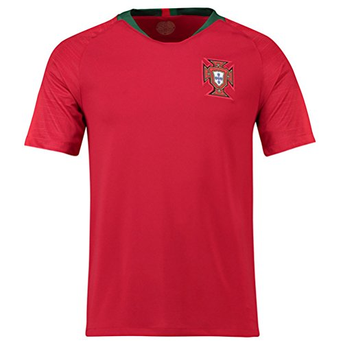 Camiseta fútbol Portugal 201 Jersey Home Cup Away
