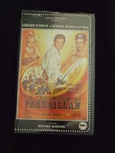 Chevalier De Pardaillan [VHS]