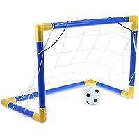 Balón de fútbol Mini Fútbol portería de juego con bomba interior al aire libre niños deporte juguete