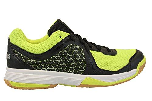 adidas Kinder Handballschuhe Counterblast 3 K solar yellow/silver met./core black 40