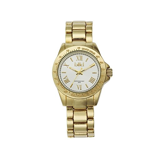 IKKI Tiffany Gold/Silver horloge TF-03