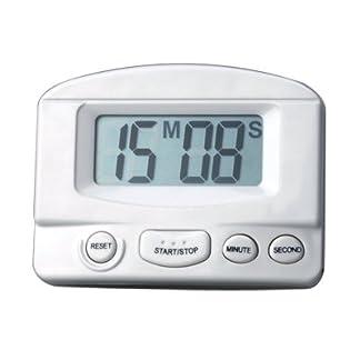 Mini LCD Reloj Cocina Contador Temporizador Count Down