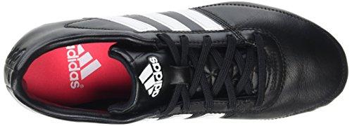 adidas Gloro 16.1 Fg, Scarpe da Calcio Unisex – Adulto Nero (Core Black/Ftwr White/Matte Silver)