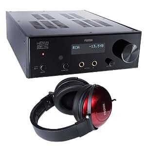Fostex HP-A8 Headphone Amp with TH-900 Headphones Bundle