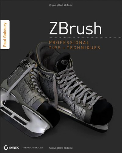 John Wiley & Sons ZBrush Professional Tips and Techniques