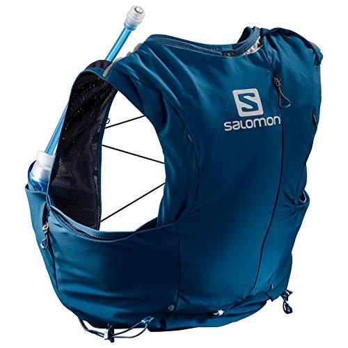 Salomon Damen ADV Skin 8 Set W Trailrunningweste Trinkblase Outdoor-Rucksack -