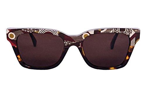 Retrosuperfuture Damen Sonnenbrille mehrfarbig mehrfarbig