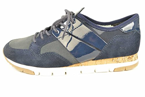 Tamaris Sneaker ActiveTouch IT Mesh Navy Comb 1-23701-24 Nero