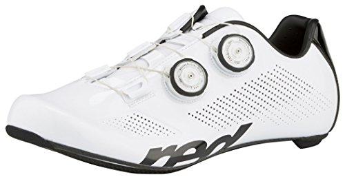 Red Cycling Products PRO Road I Carbon Unisex Rennrad Schuhe weiß Schuhgröße EU 43 2019 Rad-Schuhe Radsport-Schuhe -