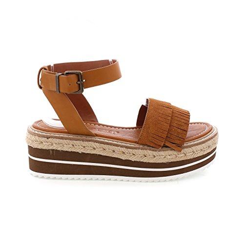 Sixtyseven Donna 77921 Abito scarpe multicolore Size: 36