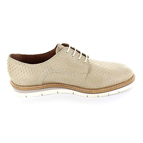 Tamaris Ladies 23202-1-1-23202-38 502 Beige Oxford