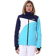 Colmar Chaqueta Esquí para Mujer, turquesa, 50