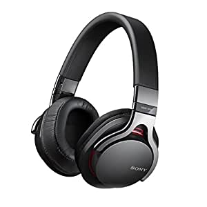 Sony MDR-1RBT Cuffie Over-ear, Audio Hi-Res, Bluetooth, Nero