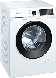 Siemens iQ300 9 Kg 1200 RPM Multi-functional Front Load Washing Machine, White - WG42A1X0GC, Made in Turkey -