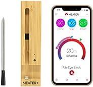 MEATER Plus | Termometro Bluetooth Fino a 50 Metri a Sonda Senza Fili Per Forno, Grigliate, Barbecue. App in I