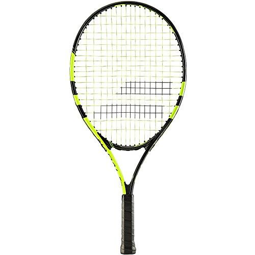 Babolat Nadal Jr 23 Raquetas de tenis, Unisex niños, Negro...