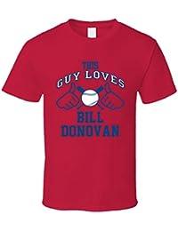 This Guy Loves Bill Donovan Atlanta Baseball Player Classic T Shirt XXXX-L