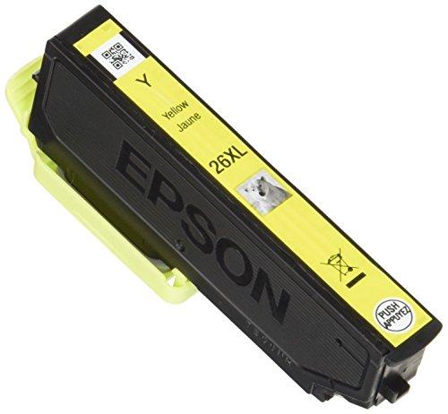 Epson T2634 Cartouche d'encre d'origine 700 pages 9,7 ml Jaune