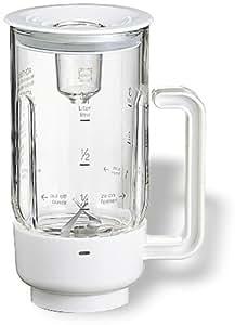 Bosch MUZ4MX3 Mixer Aufsatz Glas weiß