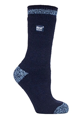 HEAT HOLDERS - Damen Warme Streifen Winter Thermosocken Socken Bunte Muster 37-42 eur (Naseby) (Thermo-socken Für Damen)