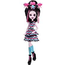 monster high mueca draculaura mattel dvh
