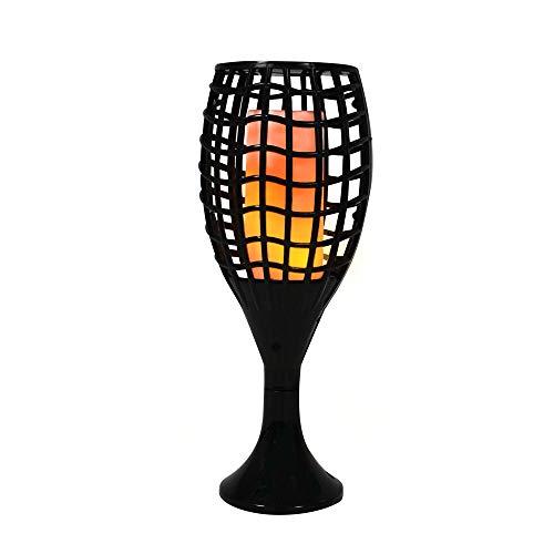 feuereffekt lampe Starlyf Flame Solar LED Fackel Licht mit Flammen-Effekt