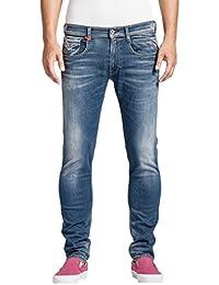 Replay Hyperflex Herren Stretch Jeanshose Anbass