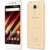 Panasonic Eluga Pulse 4G Volte, 2GB RAM, 16GB ROM,13MP Rear Camera (Rose Gold)