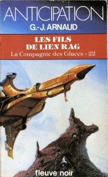 Les Fils de Lien-Rag - La Compagnie des Glaces - 22