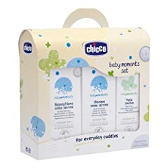 Idea Regalo - Chicco 00003206000000 Baby Moments Set, 0m+