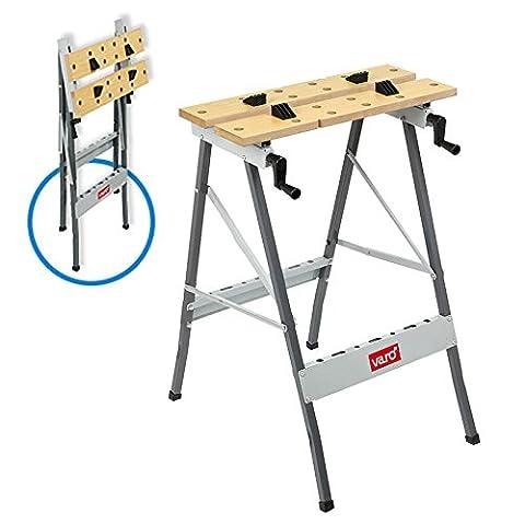 Mobile Workbench Work Table 780mm Col TI26010