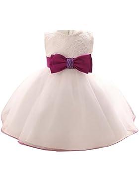 Vestido de niña Bowknot Vestido