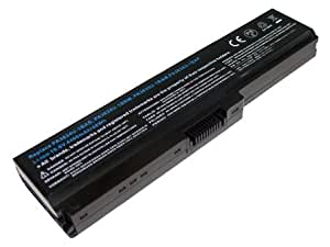 Batterie type TOSHIBA PA3780U-1BRS, 10.8V, 4400mAh, Li-ion
