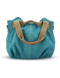 f23f727f0039 NICOLE DORIS Canvas tote bags for women shoulder bags ladies Handbag Hobo  bag for Women