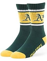 '47 Brand Oakland Athletics Duster Logo MLB Sport Socken