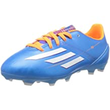 best sneakers 5afc7 d2488 adidas Botas de fútbol F10 TRX FG J Azul Eléctrico EU 38 (UK ...