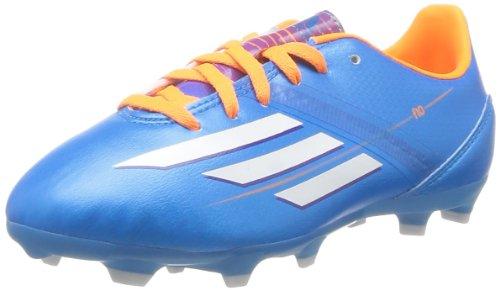 Adidas F10 Fußballschuhe FG Nockenschuhe Kinder Junior Kinder blau, Größe Adidas:30