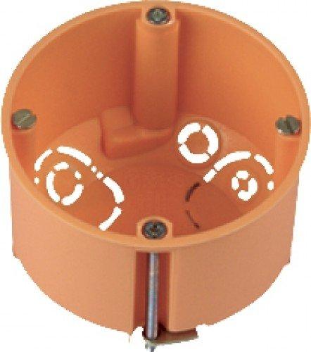 Kopp Hohlwandschalterdose Isolierstoff, ø 68 mm, Dosentiefe 47 mm, 1-Stück