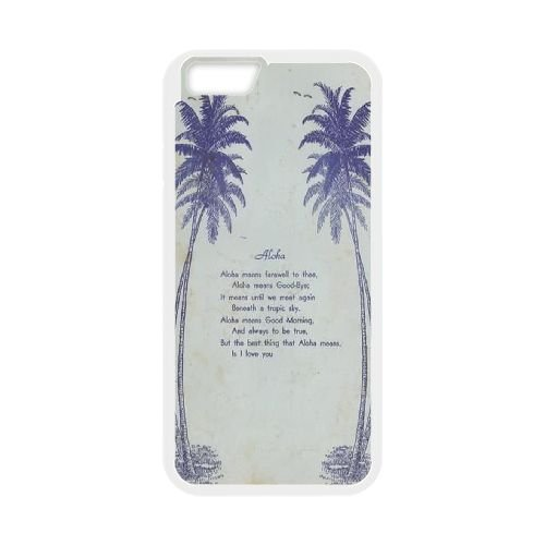 DIY Case for iPhone 6 4.7 w/ Palm Trees image at Hmh-xase (style 7)