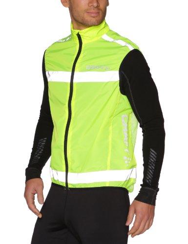 Craft Active - Chaleco de running para hombre, tamaño Medio, color am