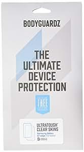 BodyGuardz UltraTough Clear Skins Full Body for Samsung Galaxy S7 edge
